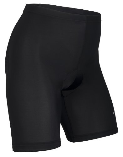 Cannondale Damen Radhose Ride Shorts, Damen, schwarz