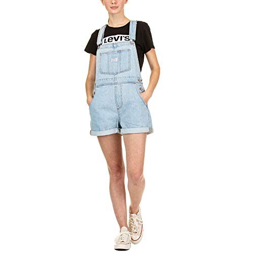 Levi´s ® Damen Rock Kleid SHORTKLEID Vintage Shortall Short & Sweet S