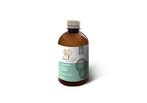 Pure Life Liquid Multivitamin with Liposomal Technology, Higher Absorption, 30x More Bioavailability, Contains Vitamin C, A, D, E, K, B3, B5, B2, B6, B1, B9, B7, B12, for 2 Months