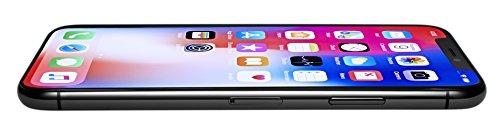"Apple iPhone X, GSM Unlocked 5.8"", 256 GB - Space Gray"