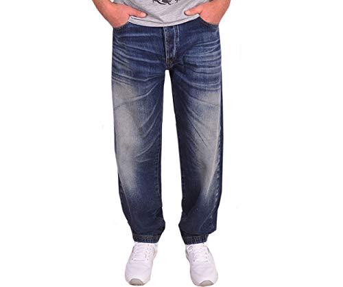 Picaldi Jeans Zicco 472 Most Wanted | Karottenschnitt Jeans, Größe: 42W / 32L