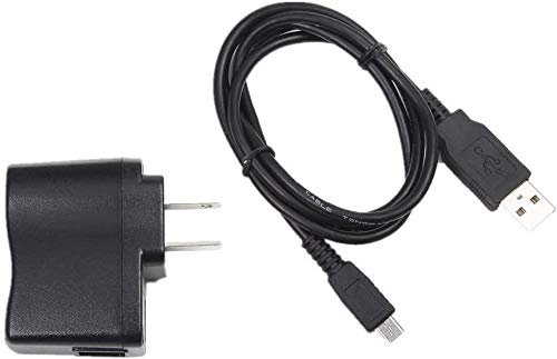 NiceTQ Replacement Home AC Power Supply Charger Adapter for Nikon Coolpix S9900 S9700 S9600 S33 Camera