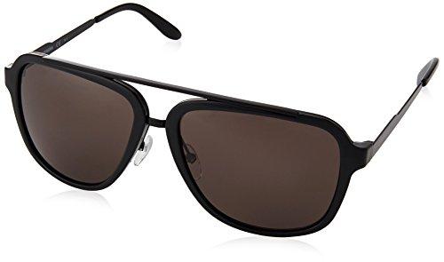 Carrera 97/S NR GVB 59 Montures de lunettes, Noir (Shn Mtte Blk/BRW Grey), Homme
