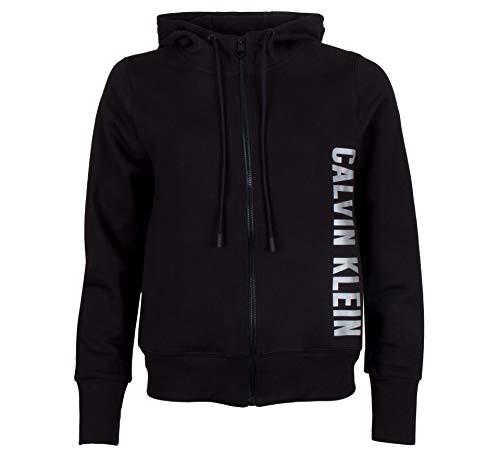 Calvin Klein Full Zip Hooded Sweatjacke Damen