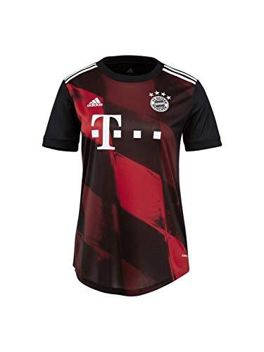 FC Bayern München Damen Champions League Trikot UCL Saison 2020/21, Gr. L, ohne Flock