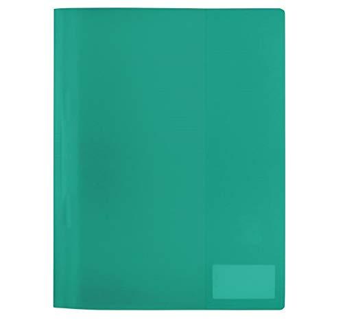 Herma FolderSys 19495 - Carpeta (3 unidades, A4), color verde oscuro