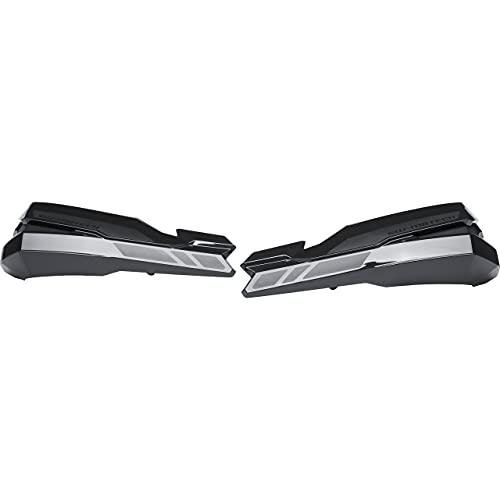 KOBRA Handguard Shells SW-MOTECH Black. Sold AS Pair. without Mounting Kit