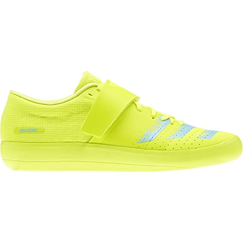 adidas Adizero Discus/Hammer Shoe - Unisex Track & Field Solar Yellow/Clear Aqua/Core Black