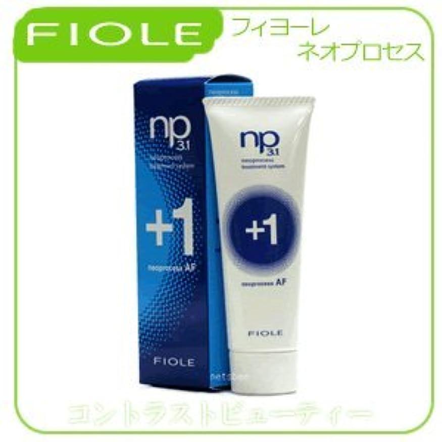 申請中として失敗【X5個セット】 フィヨーレ NP3.1 ネオプロセス AFプラス1 100g FIOLE ネオプロセス