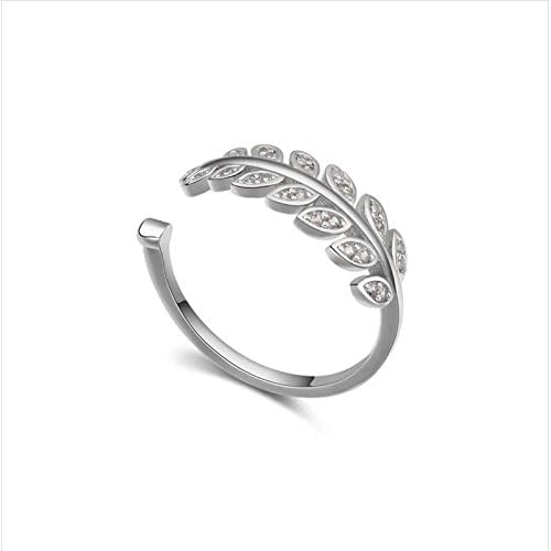 6486d73e1c33d Adjustable Silver Rings: Buy Adjustable Silver Rings Online at Best ...
