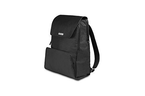 Moleskine Notebook rugzak (Apparaat rugzak voor tablet, laptop, iPad en computer tot 15 inch, afmetingen 34 x 20 x 47 cm) zwart