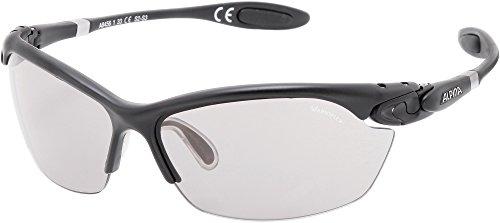 Alpina Sonnenbrille Performance TWIST THREE 2.0 VL Sportbrille, schwarz matt, one size