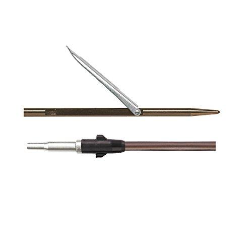 Mares Shaft Pngun Race 17-4Ph D8 Tah1Barb Flecha De Buceo, Unisex Adulto, Bronze, 97 cm