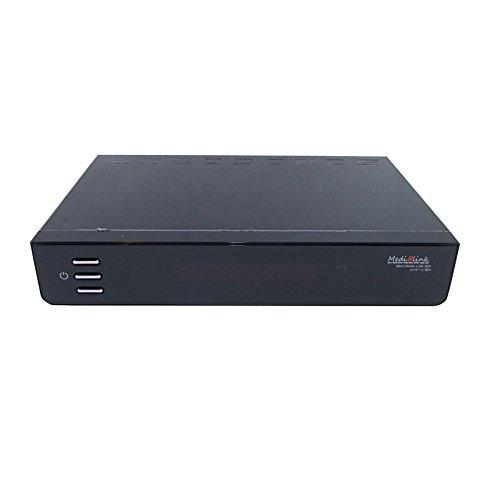 He@d - Medi @ link negro pantera hd 1xci 1xcx dvb -c receptor de cable