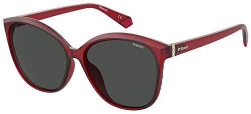 Polaroid PLD 4100/F/S Gafas, C9A, 59 para Mujer