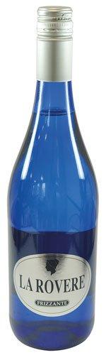 6x La Rovere - Vino Frizzante (blaue Flasche) - 750ml