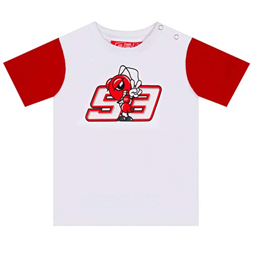 Marc Marquez 2020 93 Baby & Toddler T-Shirt Chaleco Mameluco Pijama