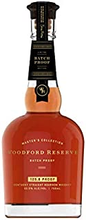 Woodford Reserve Master´s Collection Batch Proof - 62,9% Volume Bourbon Whiskey 1 x 0.7l