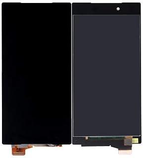 ONM Sony Xperia Z5 Premium 修理用 フロントパネル (フロントガラスデジタイザ) 交換部品 SO-03G SOV31 402SO E6853 E6883 E6833 LCD 液晶 パネルセット 互換品 (SO-03G ...