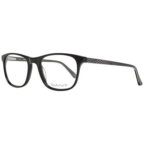GANT Brille Herren Schwarz Lese-Brillen Brillen-Gestell Brillen-Fassung
