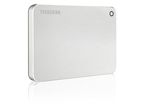 Toshiba HDTW110EC3AA - Disco Duro de 1 TB, Color Plata