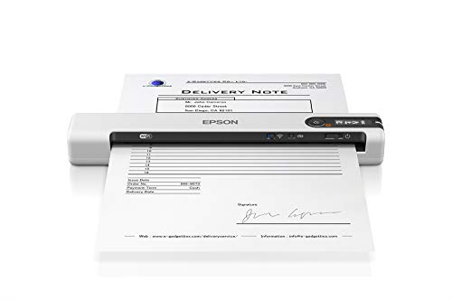 Epson DS-80W Document Scanner
