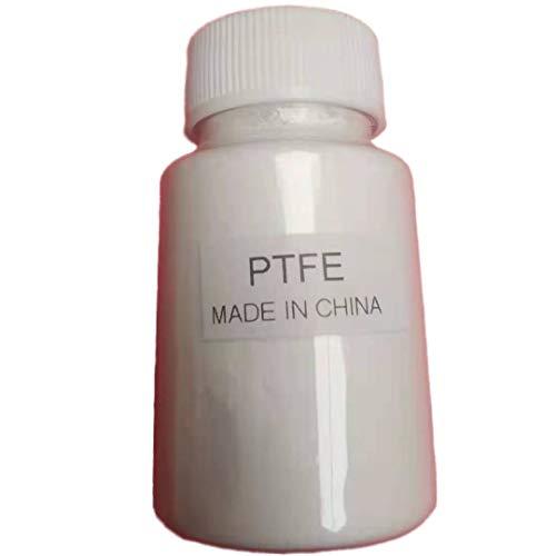 50g ultrafeines 1,6-Mikron-Polytetrafluorethylen PTFE Pulver 1,76 oz Loses Pulver