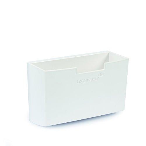 Legamaster 7-122600 Zubehörhalter für Whiteboards, magnetisch, 9,8 x 15,8 x 6,9 cm, weiß