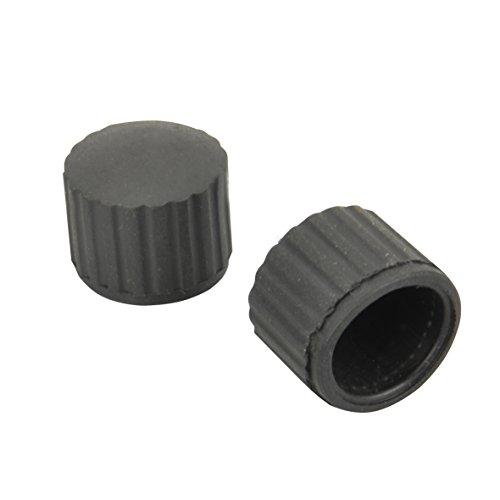 FISCHER Unisex Dynamoreiberollen, schwarz, Einheitsgröße
