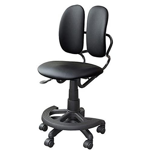 インテリアオフィスワン DUOREST デュオレスト オフィスチェア FIT+ DR289BY /ブラック