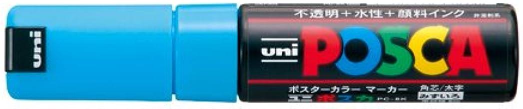 Uni Posca Bold Marker, Sky Blue (PC8K.8)