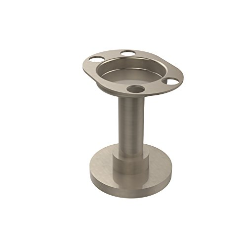 Allied Brass 955-PEW Tumbler/Toothbrush Holder, Antique Pewter