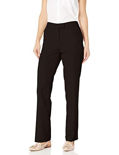 Jones New York Women's Plus Size Sydney Pant, Black, 22W