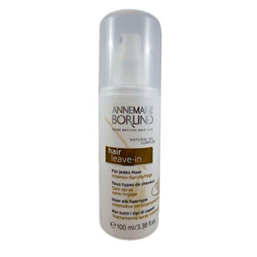 AnneMarie Börlind Natural Oil Complex Femme/Women, Hair Leave-In, 1er Pack (1 x 100 ml)