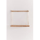 Asher Rope Hanging Wall Shelf | Urban Outfitters