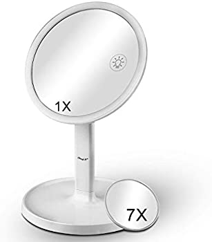 CkeyiN Vanity Makeup Mirror with Lights 3 Color Lighting Modes