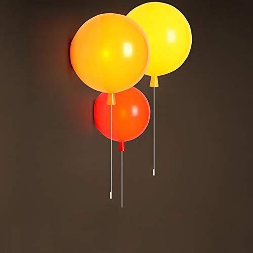 U-Enjoy Lustre Led E27 Led Nordic Top Qualité Lampe Led Acrylique Balloom Designer Applique Murale Applique Murale Applique Pour Bar Magasin Chambre Couloir Hall Livraison Gratuite [Vert & D30CM]