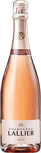 Champagne Lallier Rose Grand Cru - in Geschenkkarton -
