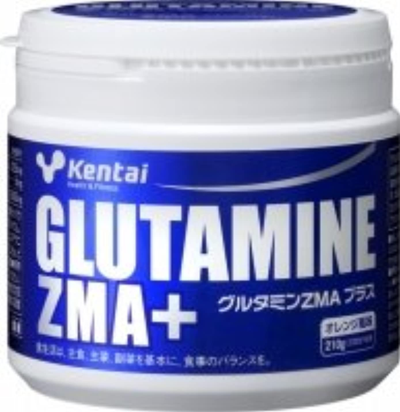 ノベルティポンペイヘア【健康体力研究所 (Kentai)】 グルタミンZMAプラス 210g