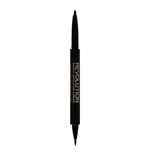 Makeup Revolution - Eyeliner - Awesome Eyeliner - Felt and Kohl
