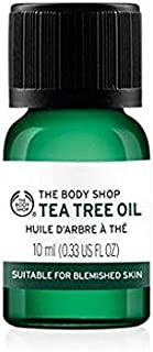 The body shop tea tree Oil suitable for blemished skin