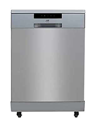 SD-6513SS: Energy Star 24? Portable Stainless Steel Dishwasher – Stainless Steel