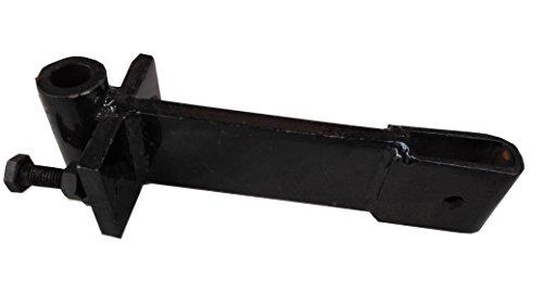 Bricoferr PTMT001 Enganche asurcadores y arados en general (20 cm)