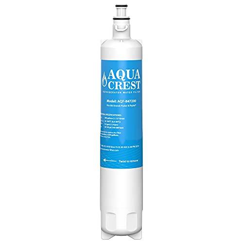 Aquacrest 847200 Kühlschrank-Wasserfilter kompatibel mit Fisher&Paykel 847200