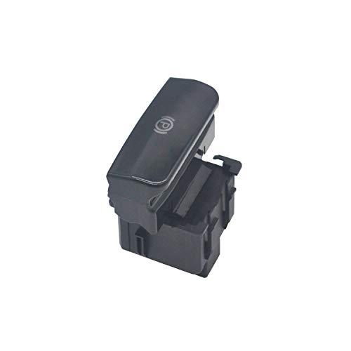 ZEALfix Interruptor Freno Mano, Botón Freno Electrónico 470706 para P-eugeot 3008 5008 C4 Picasso DS4 470703