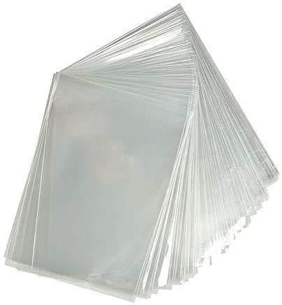 Acryls UK Ltd - Buste in cellophane Formato A4, 100 – 40 Micron, 30 mm, autosigillanti, Trasparenti e di Buon Spessore, per opere d'Arte, Foto, Biglietti, Artigianato, Buste A4 con Chiusura Adesiva.