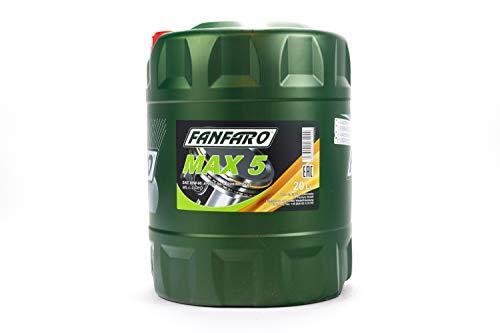 Fanfaro Max 5 80W-90 GL-5 LS Getriebeöl 20l