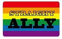 ストレートアライ STRAIGHT ALLY RB-003 LGBT