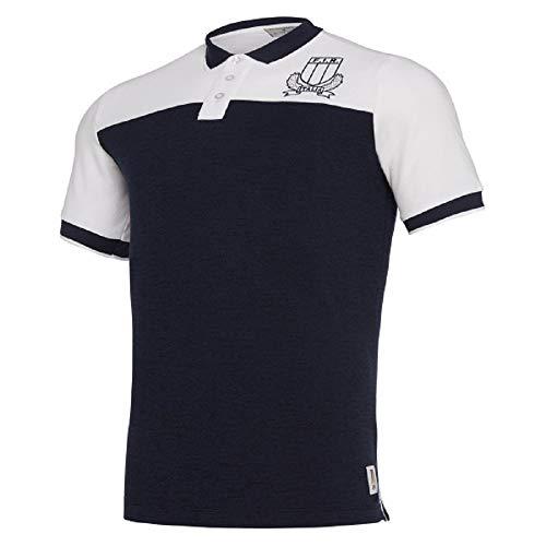 Macron Fir Italia 58100136 Polo de rugby pour homme M