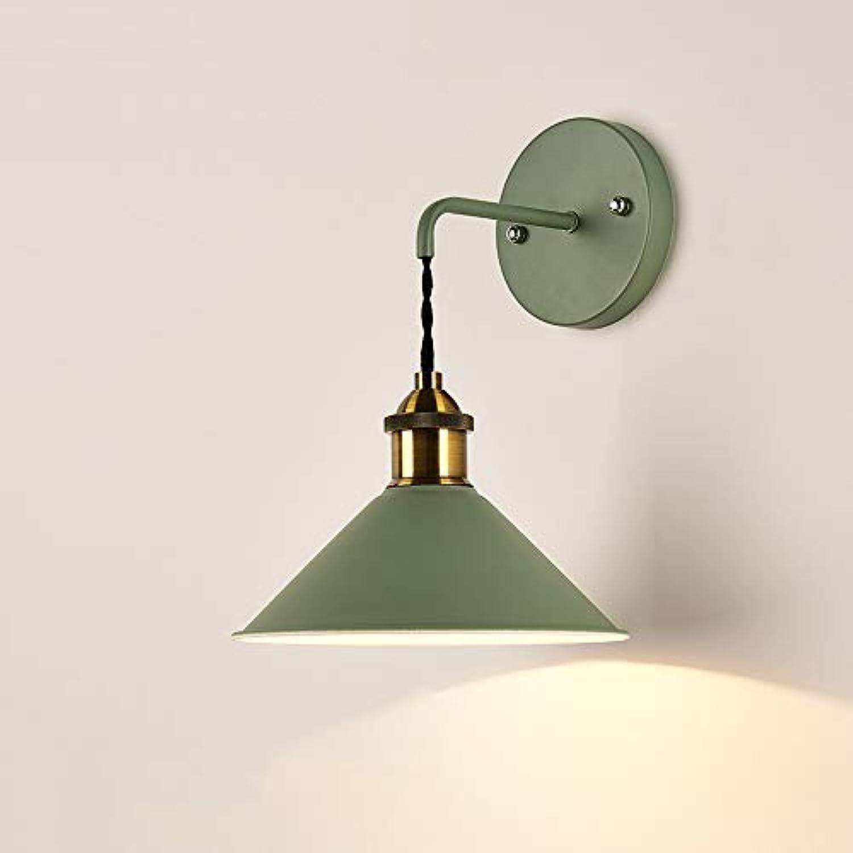 Pinjeer E27 Moderne Einfache Metall Eisen Macaron Wandlaterne Lampen Europischen Einzigen Hauptwandleuchten Kunst Wohnzimmer Schlafzimmer Gang Studie Treppen Dekoration Beleuchtung Wandleuchte